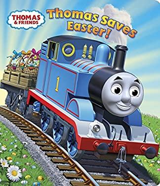 Thomas Saves Easter! (Thomas & Friends) (Glitter Board Book) 9780307981585