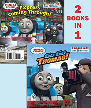 Go Go Thomas!/Express Coming Through! (Thomas & Friends) 9780307982162