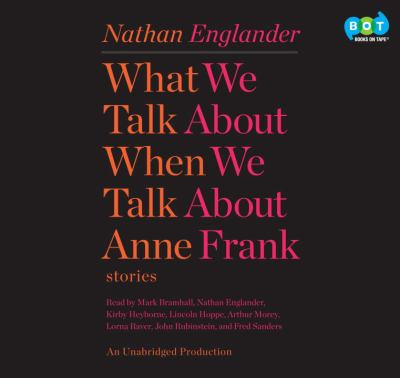 What We Talk about (Lib)(CD) 9780307989314