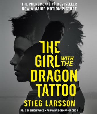 The Girl with the Dragon Tattoo 9780307989550