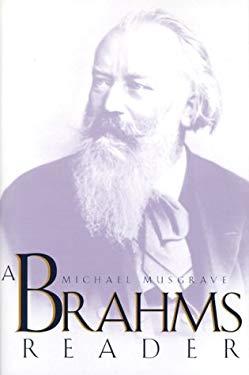 A Brahms Reader 9780300068047