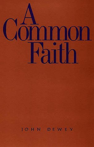 A Common Faith 9780300000696