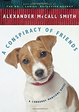 A Conspiracy of Friends: A Corduroy Mansions Novel (3) 9780307907233