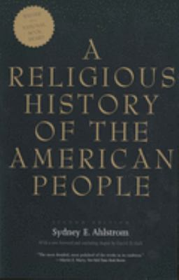 A Religious History of the American People 9780300100129