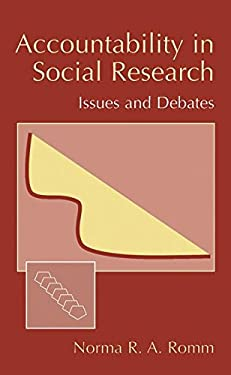 Accountability in Social Research: Issues and Debates 9780306465642