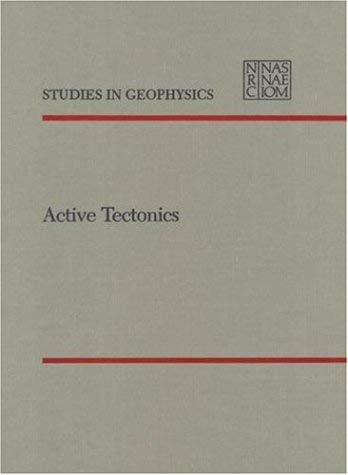 Active Tectonics: Impact on Society 9780309036382