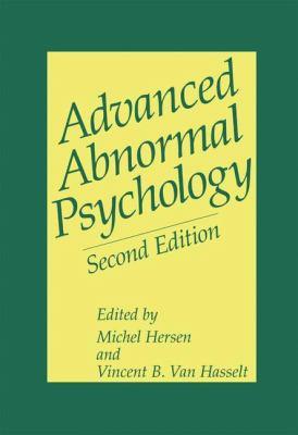 Advanced Abnormal Psychology 9780306463815