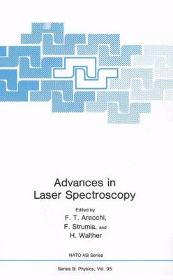 Advances in Laser Spectroscopy 9780306413551