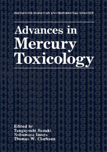 Advances in Mercury Toxicology 9780306441165