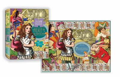 Alice in Wonderland Jigsaw Puzzle: 500 Pieces 9780307450500