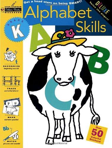 Alphabet Skills (Kindergarten) 9780307036643