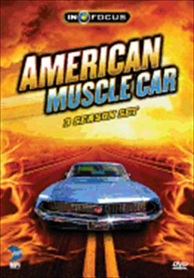American Muscle Car: 3 Season Set