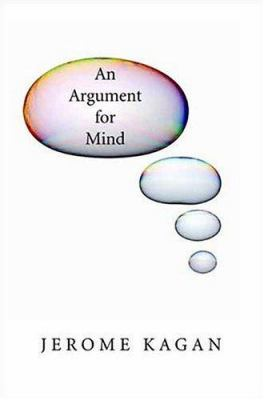 An Argument for Mind 9780300113372
