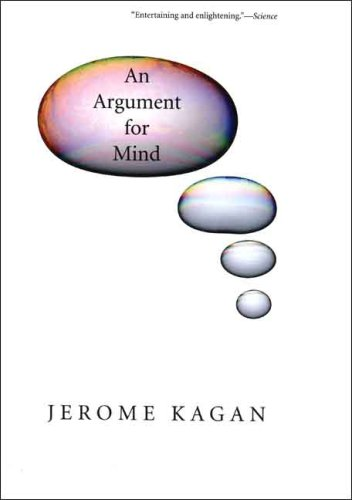 An Argument for Mind 9780300126037