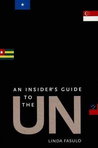 An Insider's Guide to the Un 9780300101553