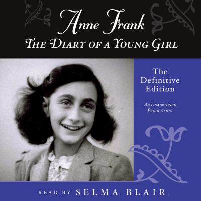 Anne Frank: The Diary of a Young Girl: The Definitive Edition 9780307737854
