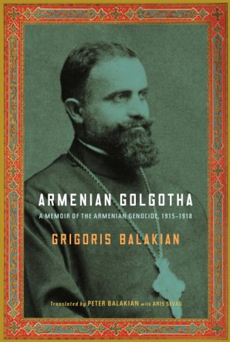 Armenian Golgotha 9780307262882