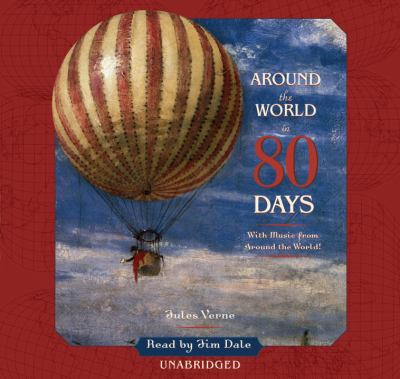 Around the World in (Lib)(CD) 9780307206824
