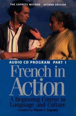 French in Action: A Beginning Course in Language and Culture, Second Edition: Audio Program, Part 1 9780300101362