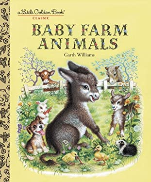 Baby Farm Animals 9780307021755