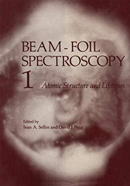 Beam-Foil Spectroscopy 9780306371264