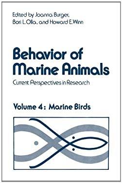 Behavior of Marine Animals 9780306375743