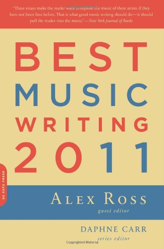 Best Music Writing 9780306819636