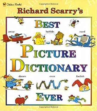 Best Picture Dictionary Ever! 9780307155481