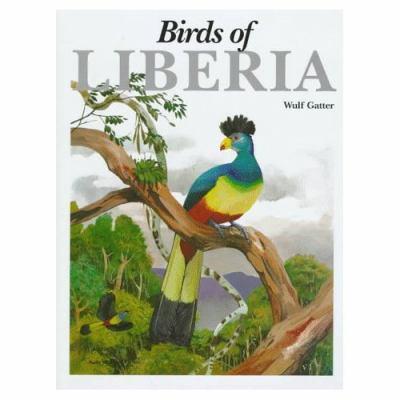 Birds of Liberia 9780300075762