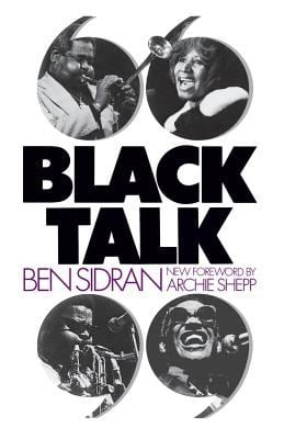 Black Talk 9780306801846