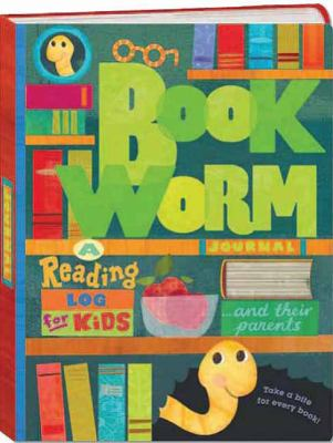 Bookworm Journal: A Reading Log for Kids (and Their Parents) 9780307408266