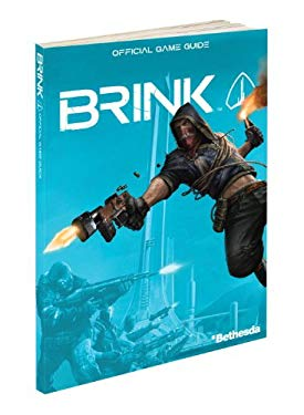 Brink Official Game Guide 9780307469977