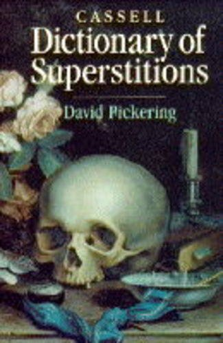 Cassell Dictionary of Superstitions 9780304345359