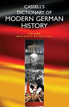 Cassell's Dictionary of Modern German History 9780304347728
