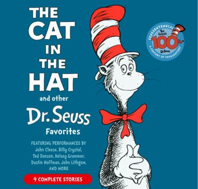 Cat in the Hat/Other (Lib)(CD) 9780307246707