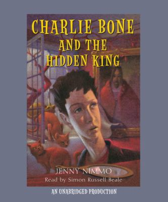 Charlie Bone and the Hidden King 9780307286062
