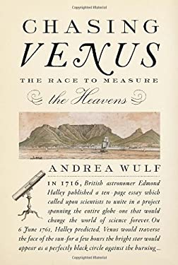 Chasing Venus: The Race to Measure the Heavens 9780307700179