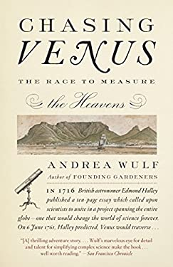 Chasing Venus: The Race to Measure the Heavens 9780307744609