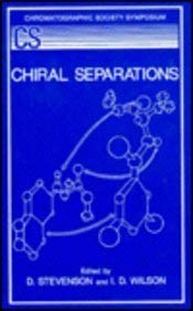 Chiral Separations 9780306432521