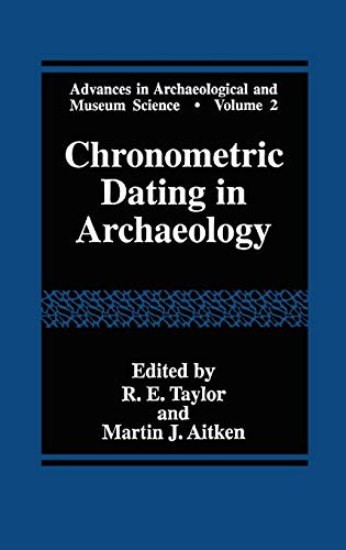 Chronometric dating in archeology