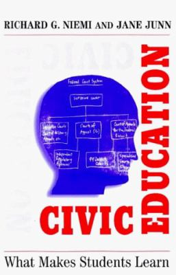 Civic Education: What Makes Students Learn 9780300072471
