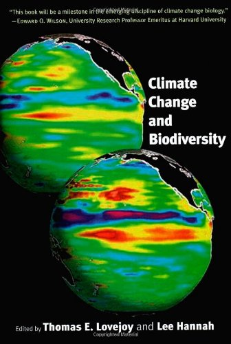 Climate Change and Biodiversity 9780300104257