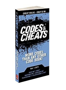 Codes & Cheats, Volume 1: Prima Official Game Guide 9780307889980
