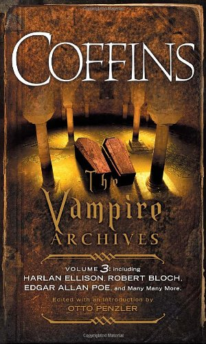 Coffins: The Vampire Archives, Volume 3 9780307742230