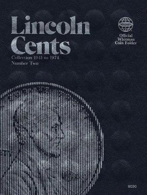 Coin Folders Cents: Lincoln Collection 1941-1974