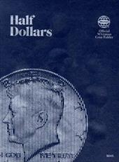 Coin Folders Half Dollars: Plain 864013
