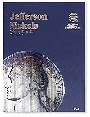 Coin Folders Nickels: Jefferson, 1938-1961 9780307090096