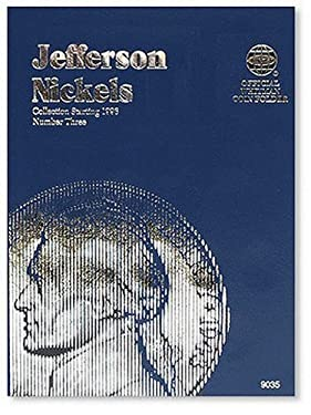 Coin Folders Nickels: Jefferson 1996 9780307090355