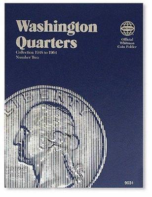 Coin Folders Quarters: Washington, 1948-1964 9780307090317