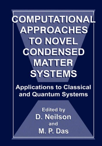 Computational Approaches to Novel Condensed Matter Systems 9780306449864